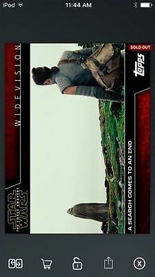 Topps Star Wars Digital Card Trader Comes To An End Widevision Insert Award