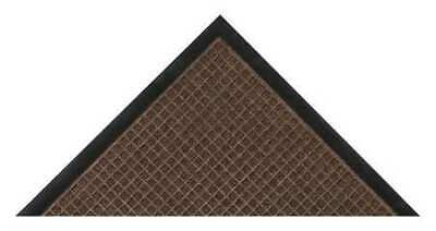 Carpeted Entrance Mat,Brown,3ft. x 5ft. NOTRAX 166S0035BR