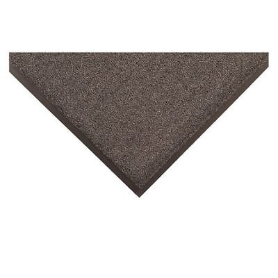 Carpeted Entrance Mat,Charcoal,3ft.x5ft. CONDOR 6PWF8