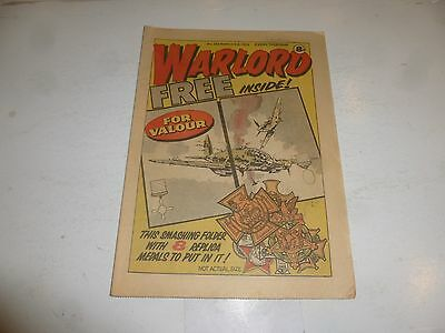 WARLORD Comic - Issue 232 - Date 03/03/1979 - UK Paper Comic