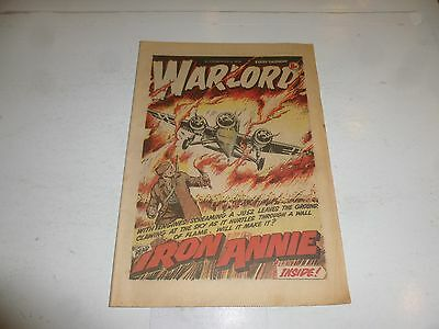 WARLORD Comic - Issue 236 - Date 31/03/1979 - UK Paper Comic