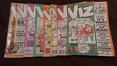 Viz Comic Bundle 8 Issues