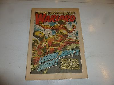 WARLORD Comic - Issue 258 - Date 01/09/1979 - UK Paper Comic