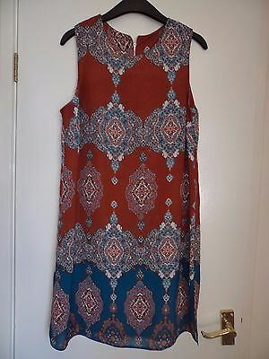 Gorgeous Long Top - Short Dress From Red Herring At Debenhams Size 12