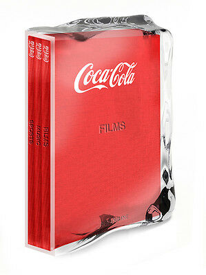 Coca-Cola Set of Three: Film, Music, & Sports From AssoulineMemoire collection