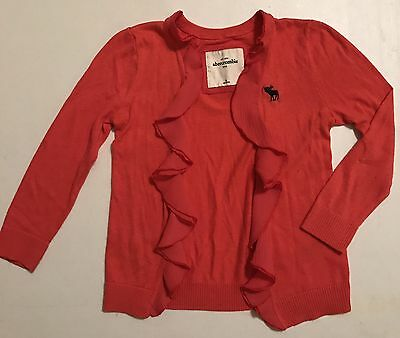 Abercrombie Girls Sweater Cardigan Top Size XL