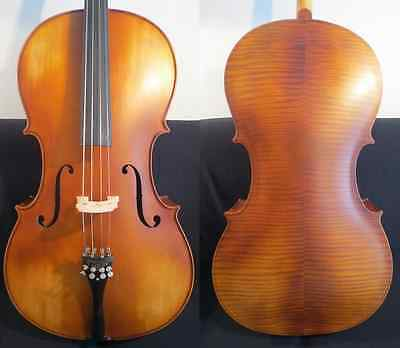 Strad style SONG Brand 4/4 cello, huge and resonant sound #11291
