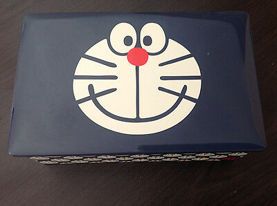 Sanrio I'm Doraemon Cookie Container Tin Box from Japan