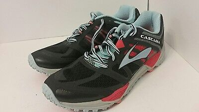 Brooks Cascadia 11 Women's Size 10 Trail Running Shoes Retail $78