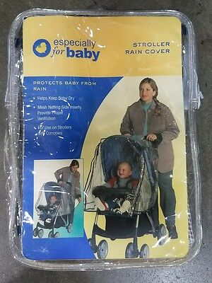 Especially For Baby Stroller Rain Cover New In Package
