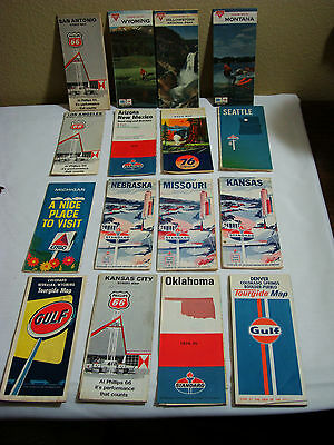 16-Old Gas Station Road Maps