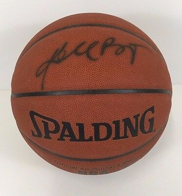 KOBE BRYANT Signed Autographed NBA Official  Spalding Basketball PSA/DNA COA