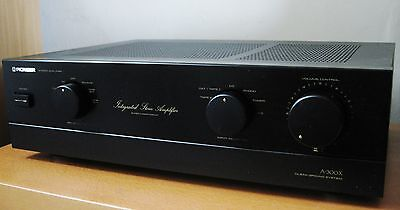 Pioneer A-300X Super Linear Circuit Clean Ground System Integrated Amplifier
