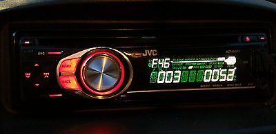 Autoradio JVC KD-R401 Car Stereo 4X50W CD receiver USB MP3 WMA AUX IN