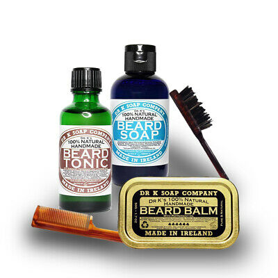 Dr K Soap Company Kit Cura Barba 001