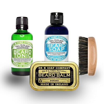 Dr K Soap Company Kit Cura Barba 002