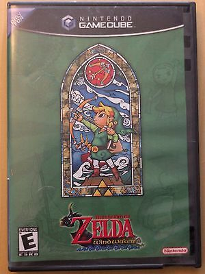 Legend of Zelda: The Wind Waker. Great Condition. TESTED.