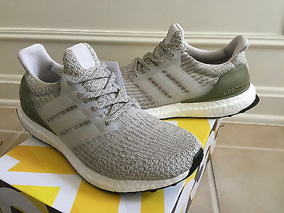 22822901e5d Adidas Ultra Boost 3.0 Olive Copper Pearl Gray Trace Cargo Rare Ultraboost  New