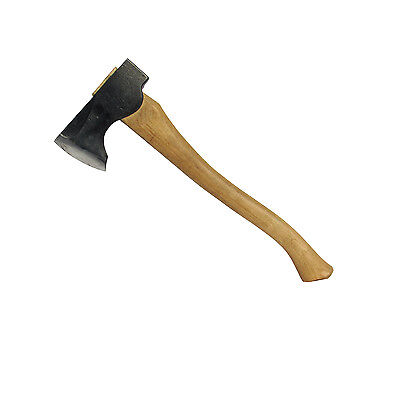 Council Tool 2# Wood-Craft Pack Axe, 19″ Curved Handle Axe - Brand New Model -