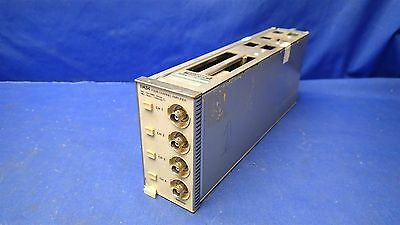Tektronix 11A34 Four Channel Amplifier