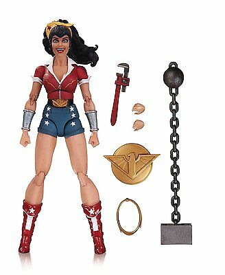 DC Collectibles Bombshells WONDER WOMAN 7in. Action Figure in stock FREE SHiP=