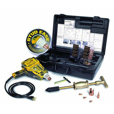 H & S Autoshot Uni-Spotter Stinger Plus Stud Welder Kit with Stud Ease 5500 New