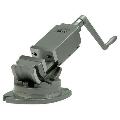 "Wilton 2 Axis Angular Vise, 6"" Jaw Width, 6"" Jaw Opening 11707 NEW"