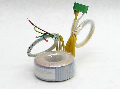 Well Engineering Toroidal Transformer 1025/1 56.5Va 0/200/230V S2 0/10V 1.25A