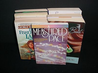 Lot of 9 Assorted Bethany House Paperback Books Pb