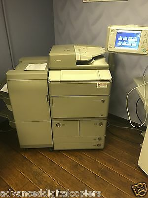 CANON IR Advance 8295 ir8295 imageRUNNER 8295 with low counter