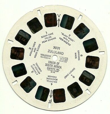 Viewmaster 3031 Zululand South Africa