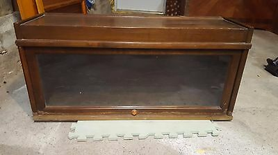 Antique Barrister Bookcase Cabinets