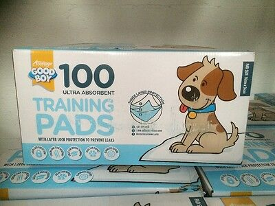 200 Puppy Training pads (2 x 100pk **FREE DELIVERY**)
