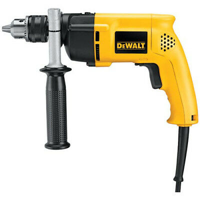 "DEWALT 7.8 Amp 1/2"" VSR Single Speed Hammer Drill DW511 Reconditioned"