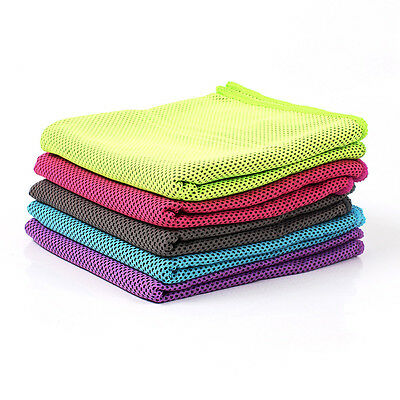 Santo Outdoor Sport Cool Towel Quick Drying Gym Fitness Swimming Towel