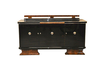20th Century Luxurious Art Deco Sideboard