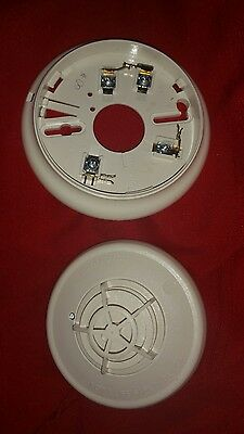 Simplex Heat Detector Head and Base 4098-9612/9788