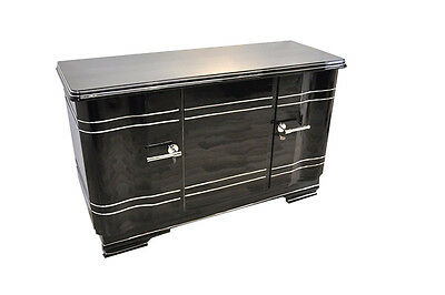 Art Deco Chromliner Sideboard