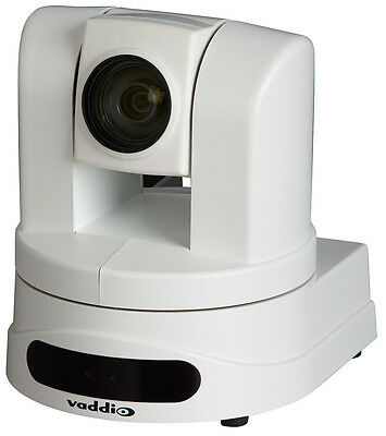 Vaddio ClearVIEW HD-18 Artic White 999-6900-000AW Video Camera (000 AW)