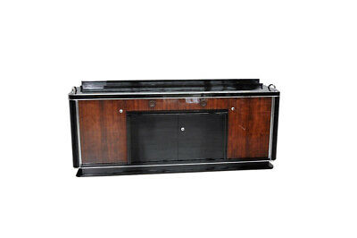 Art Deco Buffet mit Palisander-Furnier
