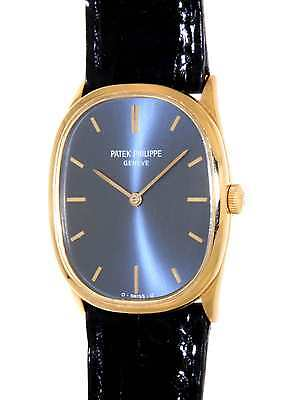 Patek Philippe ELISSE 3546 YELLOW GOLD, LEATHER 3546
