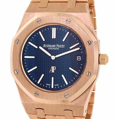 Audemars Piguet ROYAL OAK 	15202OR.OO.1240OR.01 AUTOMATIC, 39mm  15202OR.OO.1240
