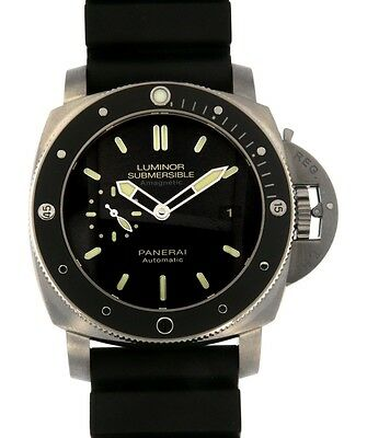 Panerai LUMINOR SUBMERSIBLE  AMAGNETIC PAM00389, 47MM  PAM00389