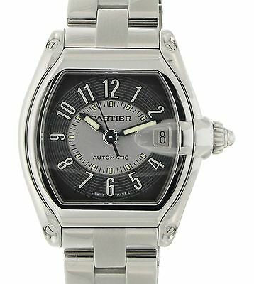Cartier ROADSTER 2510 STEEL  2510