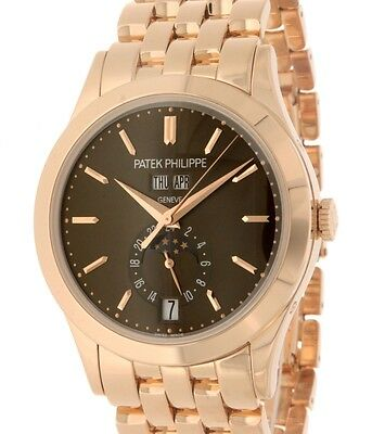 Patek Philippe ANNUAL CALENDER, MOONFACE 5396/1R-001 RED GOLD, 38MM 5396/1R-001