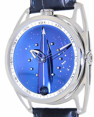 De Bethune Sky Bridge Titanium Db28, 43Mm Db28Cen