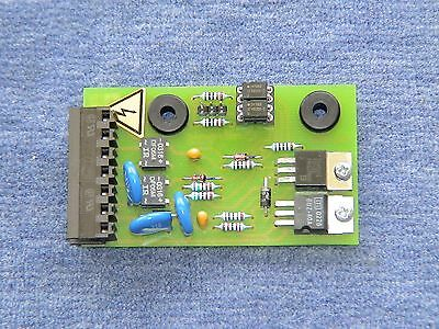 Solenoid Board for Schleuniger MP257, MP8015 and MC252