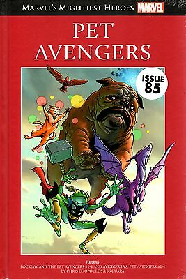 "Marvel's Mightiest Heroes Graphic Novel #85 ""pet Avengers"" (Marvel) Hardcover"