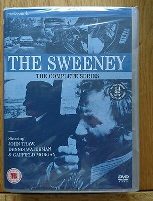The Sweeney dvd full set brand new and sealed