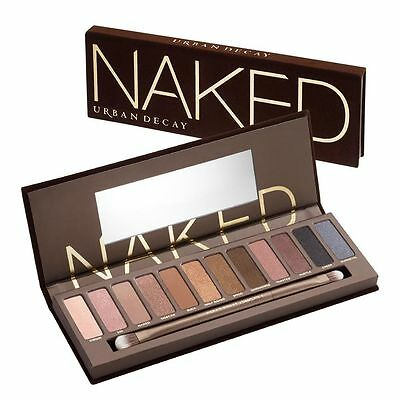 Brand New Naked 1  All Matte New Eyeshadow Palette Professional Makeup.
